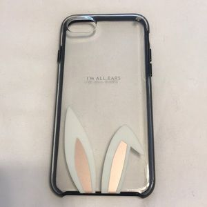 Kate Spade iPhone 7 case Never Used